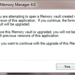 Getting Started with Memory Manager 4.0