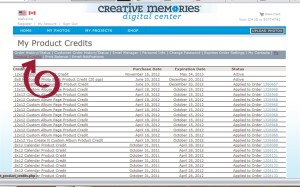Product Credits