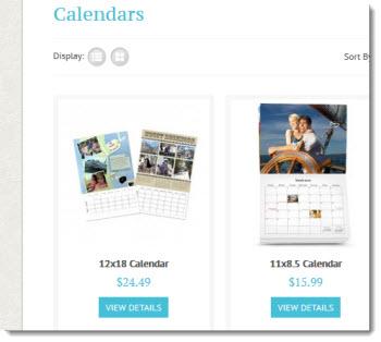 Panstoria Calendars